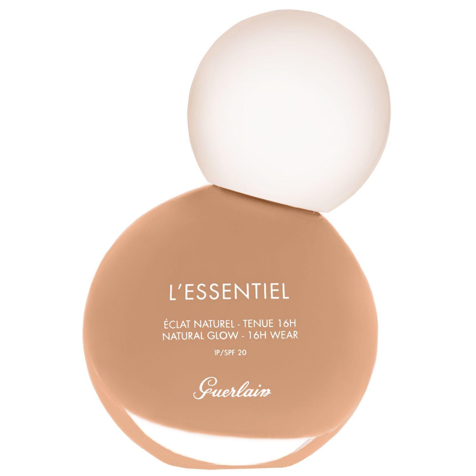 Guerlain L'Essentiel Natural Glow Foundation 16H Wear SPF20 045C Amber Cool 30ml