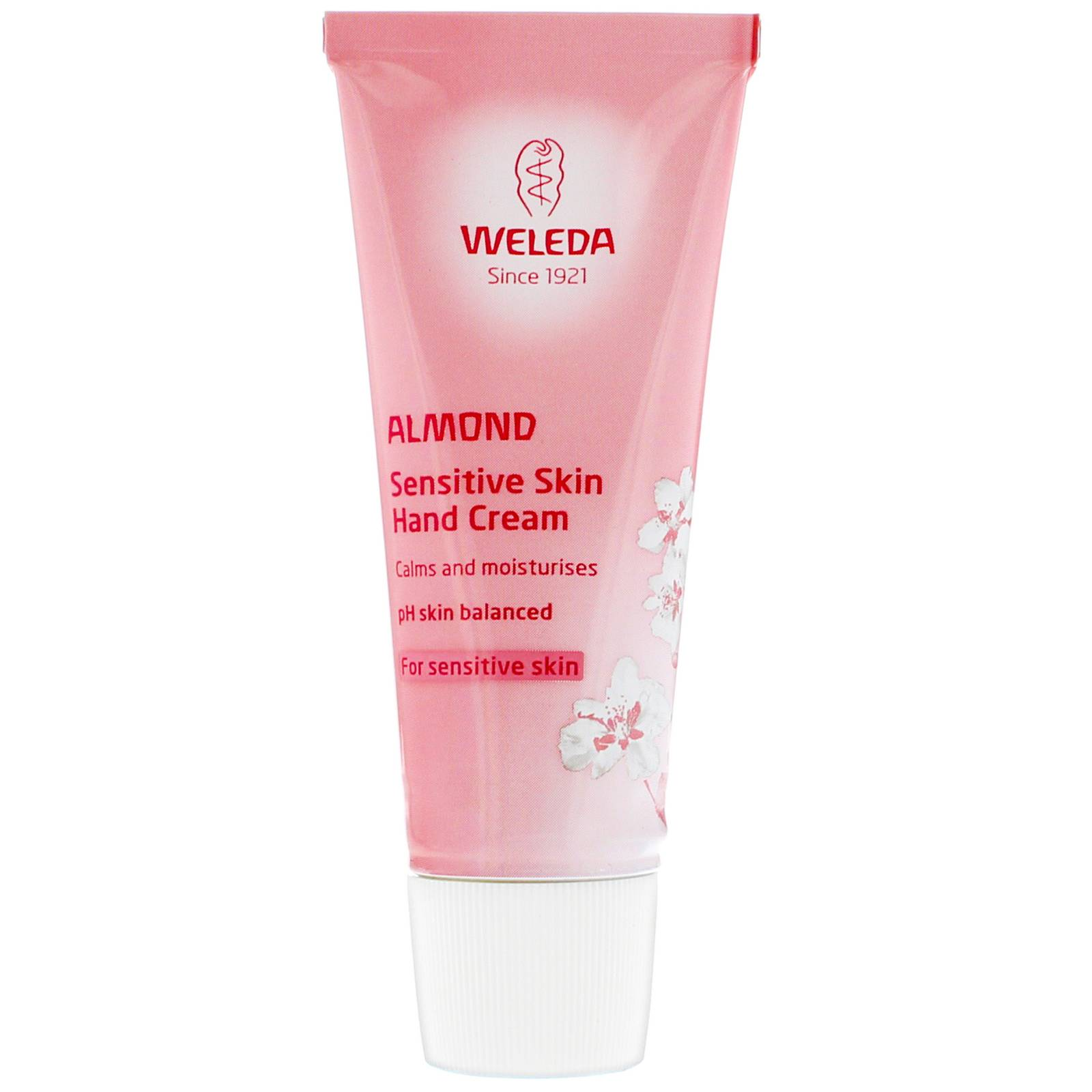 Weleda Body Care Crema mano pelle sensibile alle mandorle 50ml
