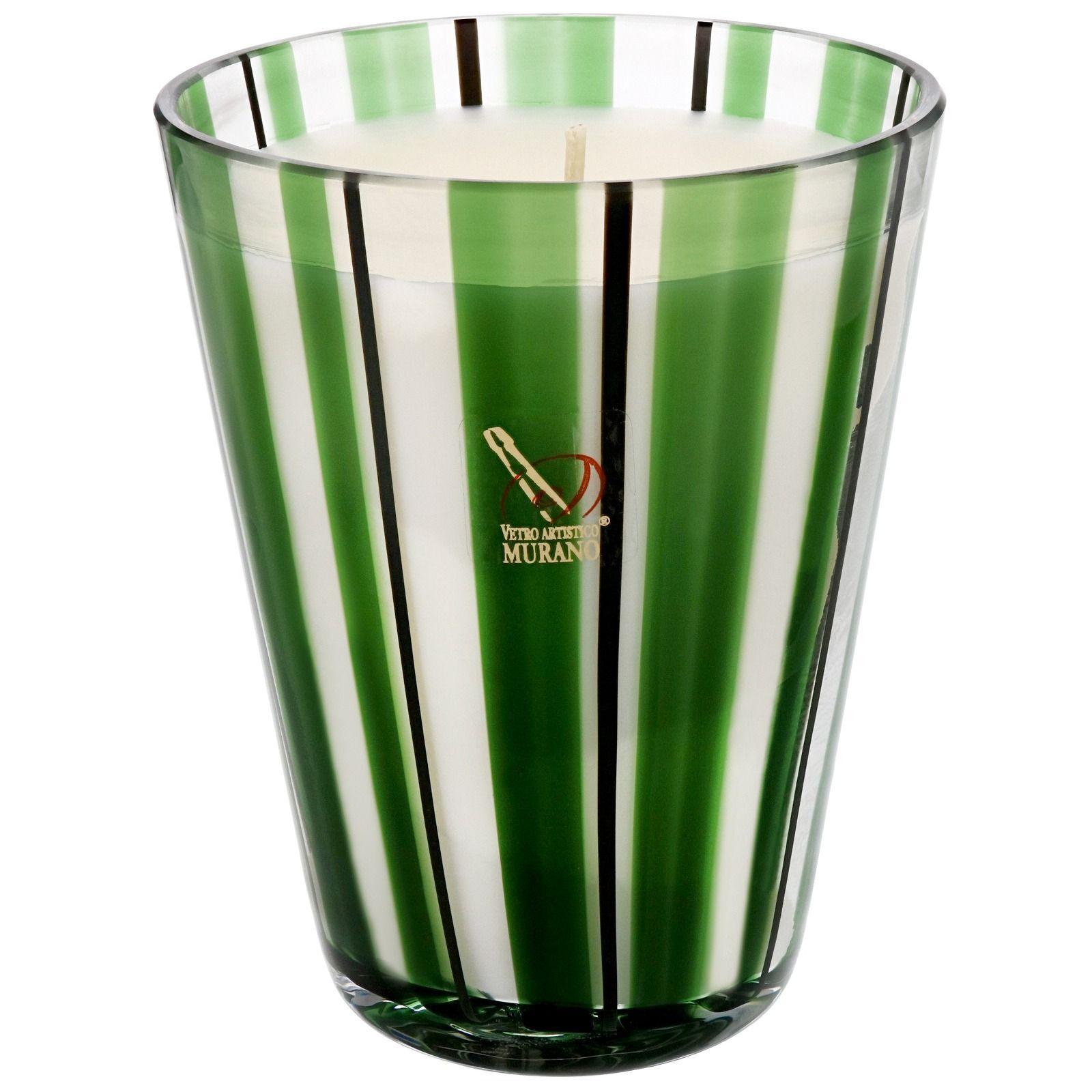 Acqua di Parma Home Fragrances Candela di vetro di Murano Benzoin 200g