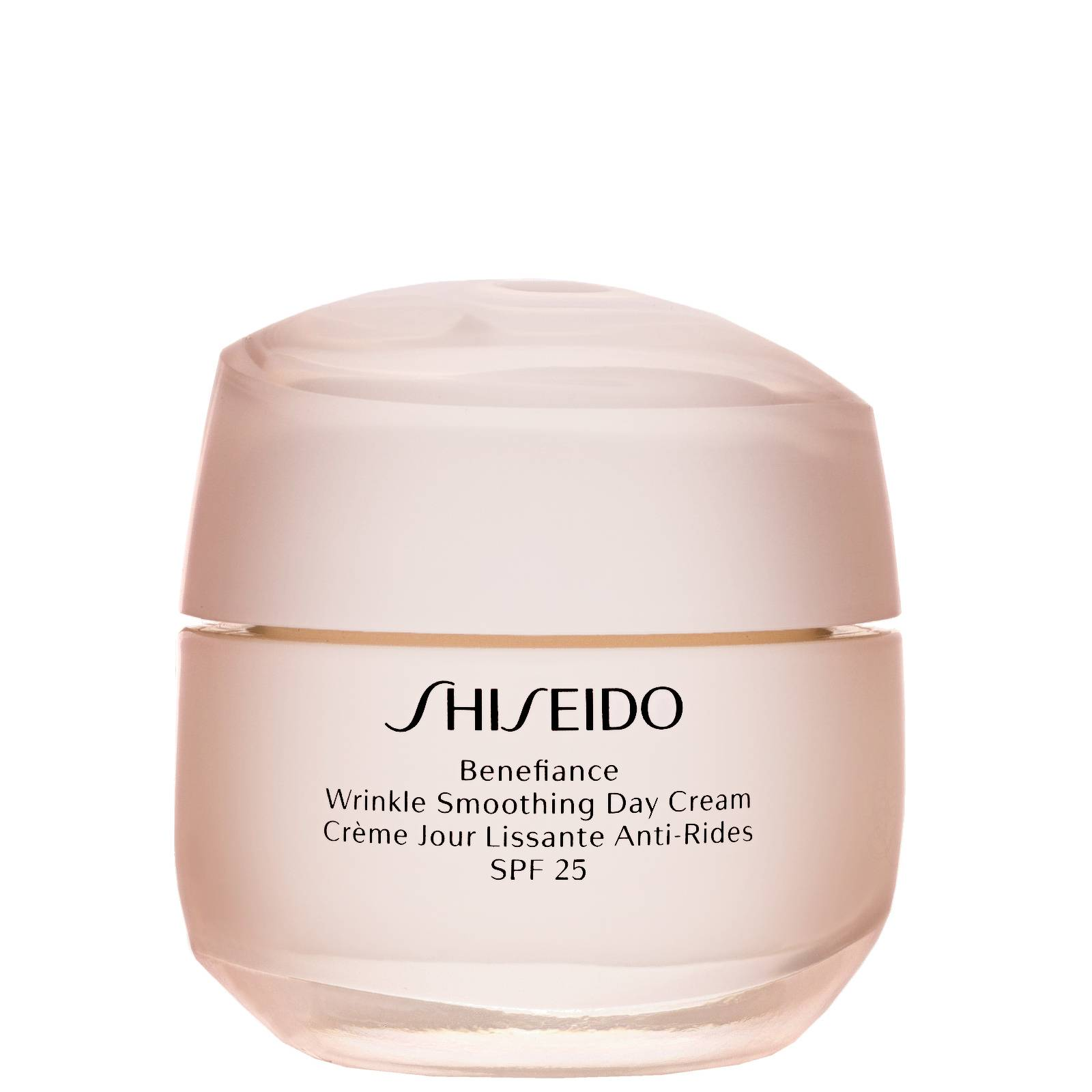 Shiseido Benefiance Ruga Smoothing Day Cream SPF25 50ml / 1.8 oz.