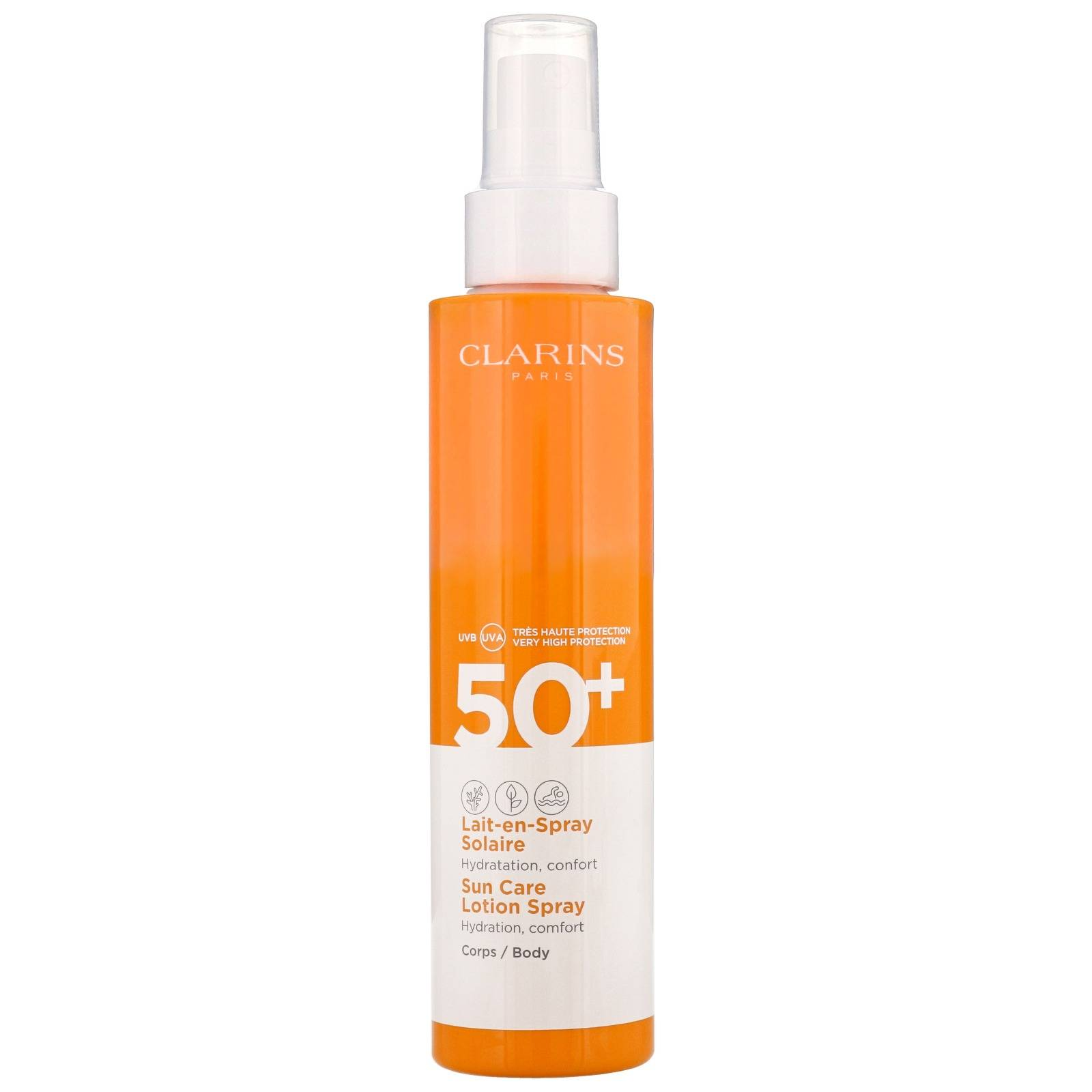 Clarins Sun Care Lozione spray per corpo SPF50 150ml