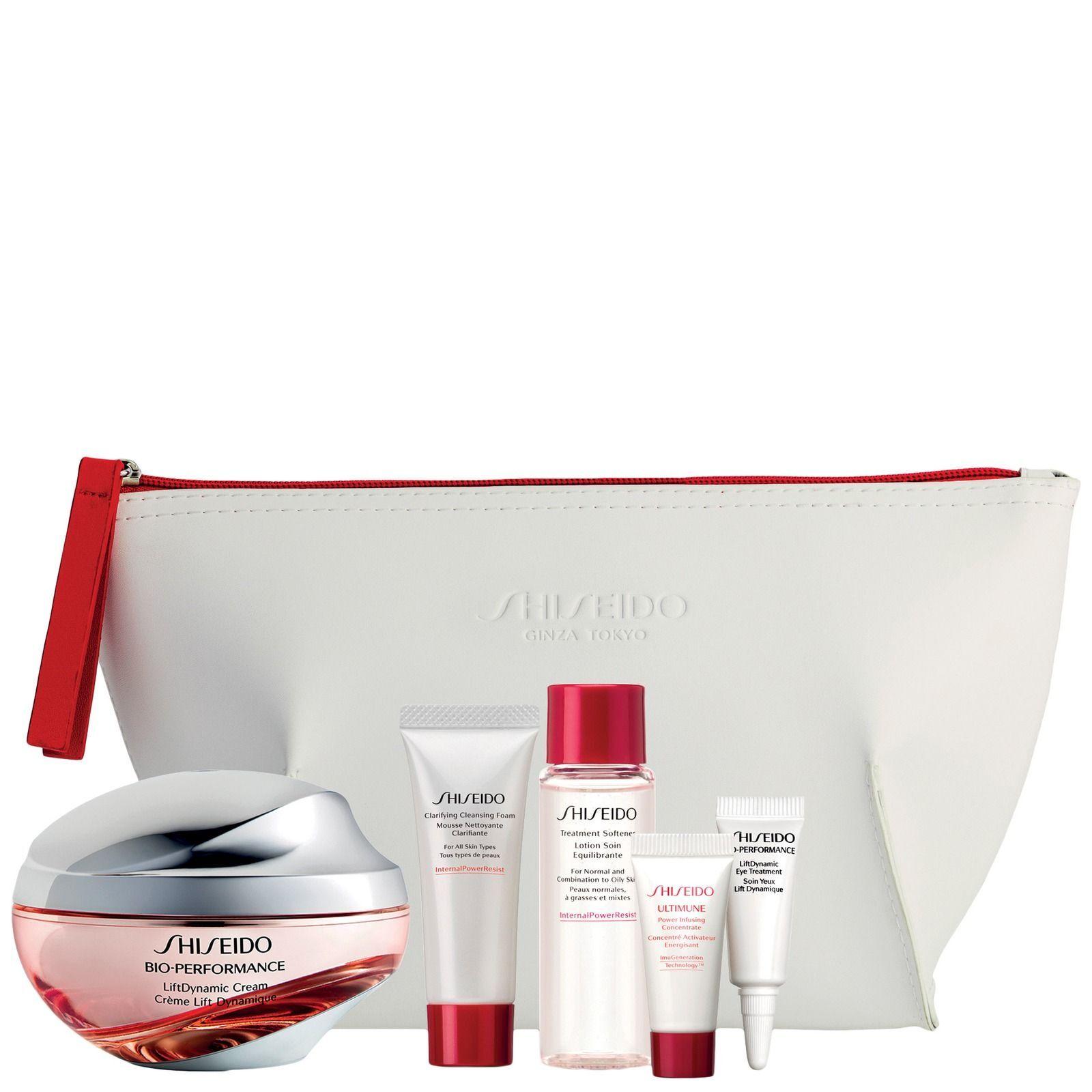 Shiseido Gifts & Sets Set Prestazioni Biologiche
