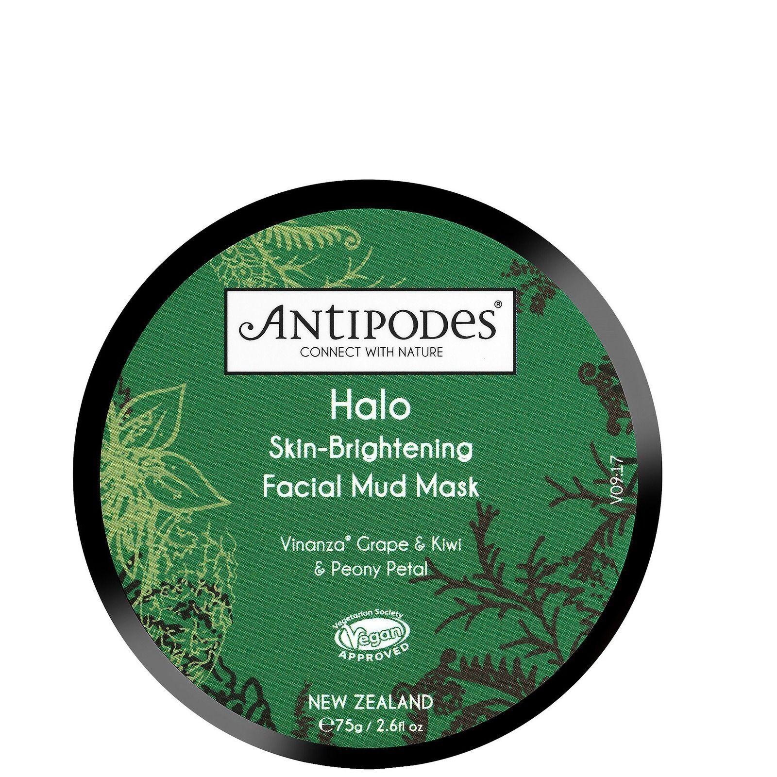 Antipodes Daily Cleanse Maschera di fango facciale halo Skin-Brightening 75g
