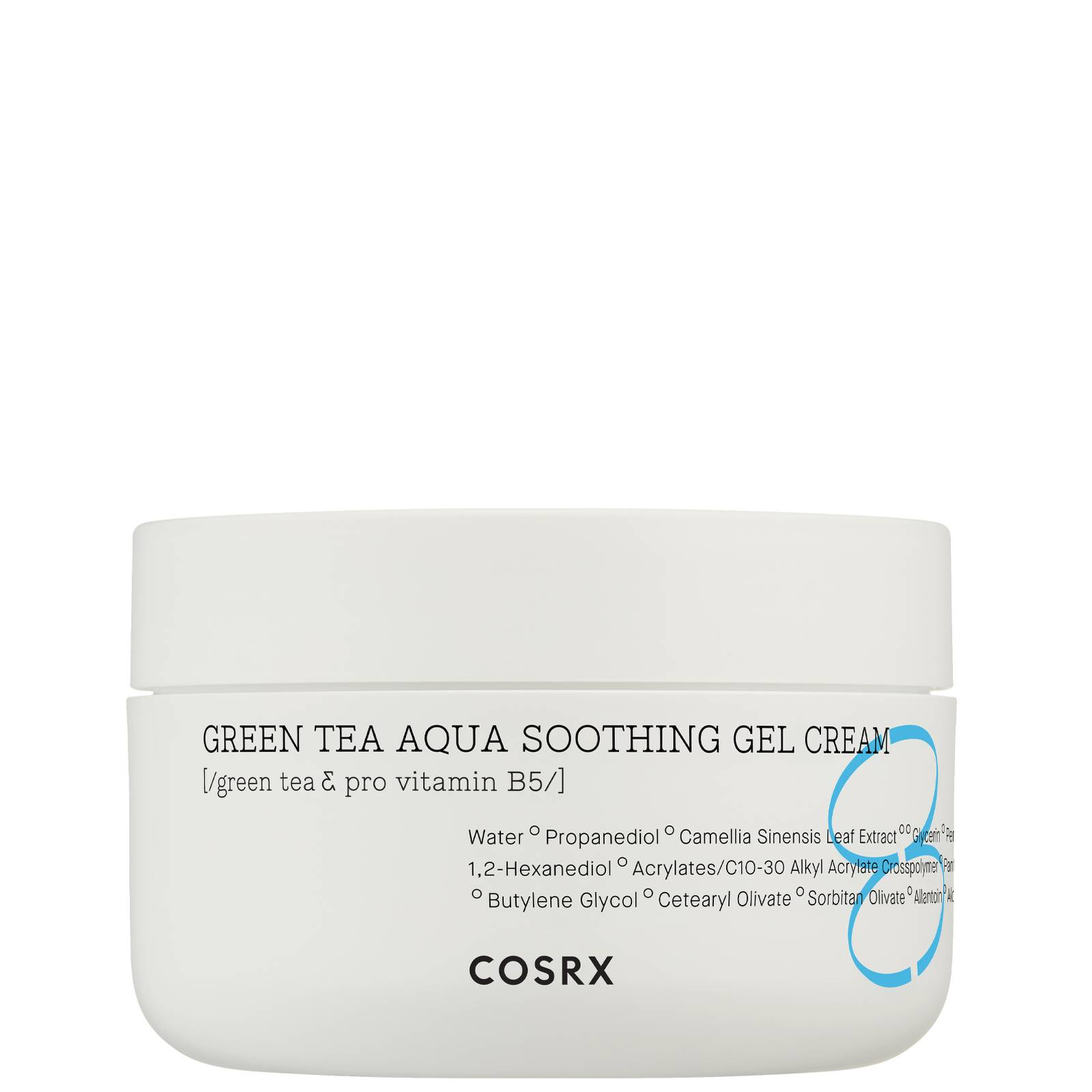 Cosrx Moisturizer Hydrium verde Tè Aqua Lenorimento Gel Crema 50ml