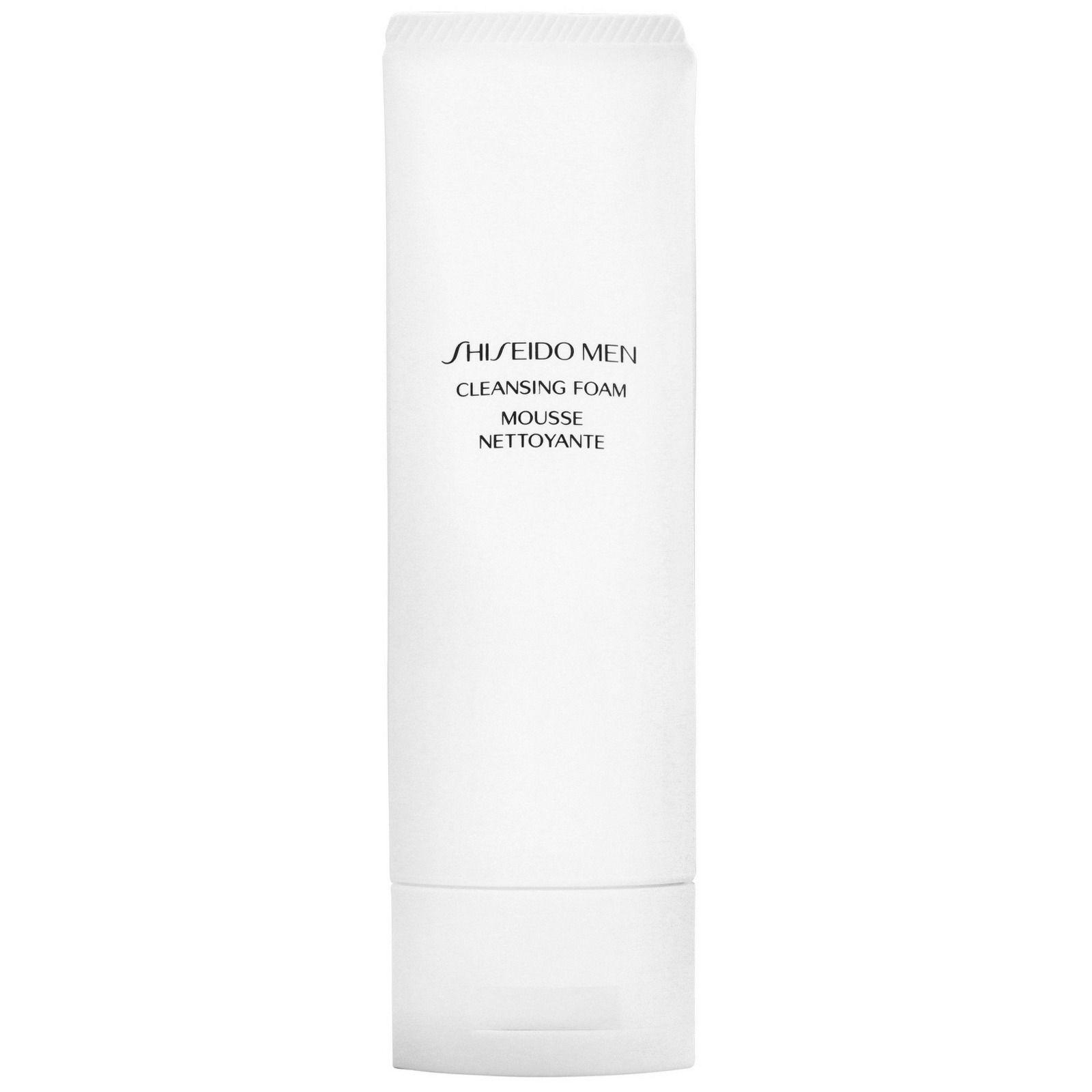 Shiseido Men Pulizia schiuma 125ml / 4.6 oz.