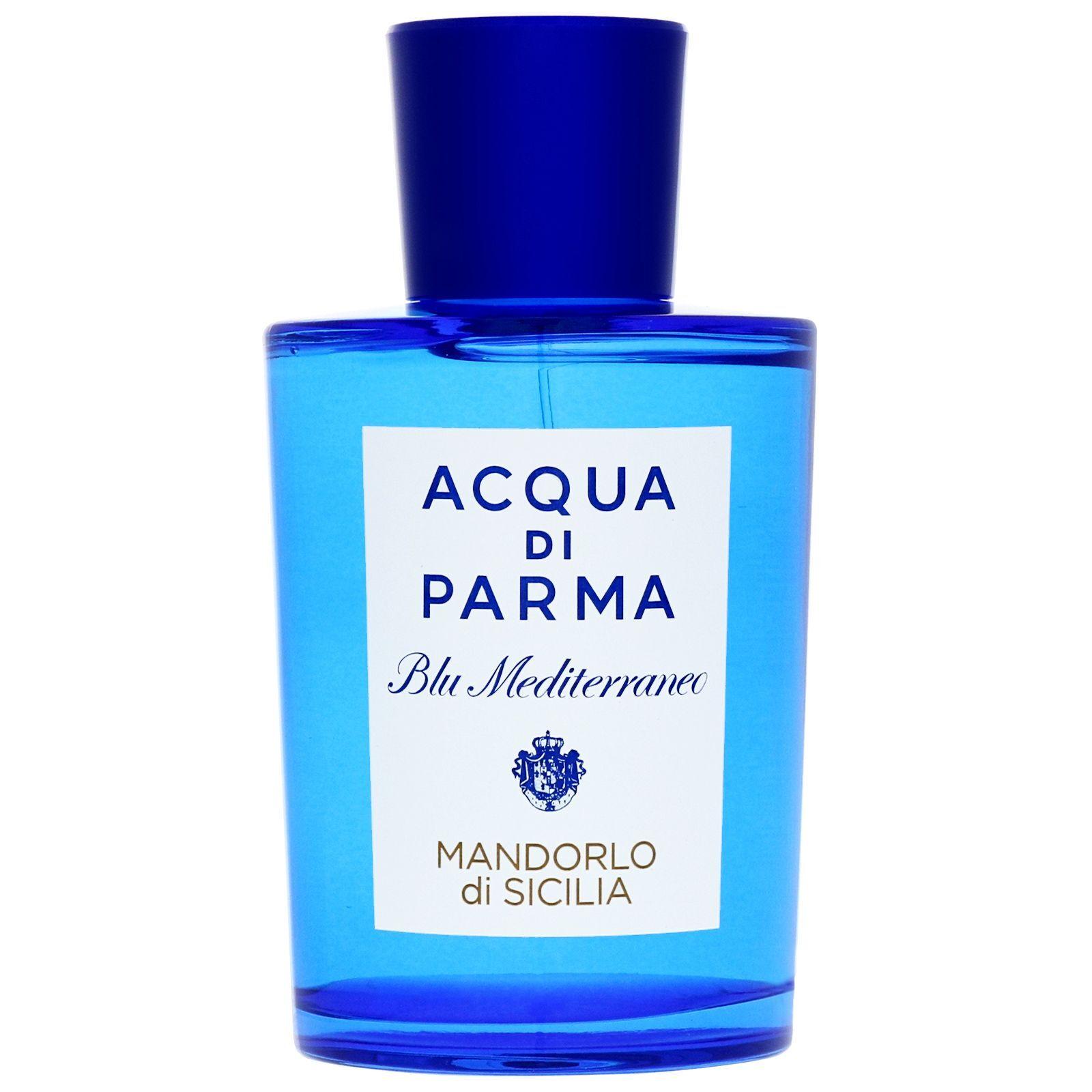 Acqua di Parma Blu Mediterraneo Mandorlo Di Sicilia 150ml Eau de Toilette Spray naturale