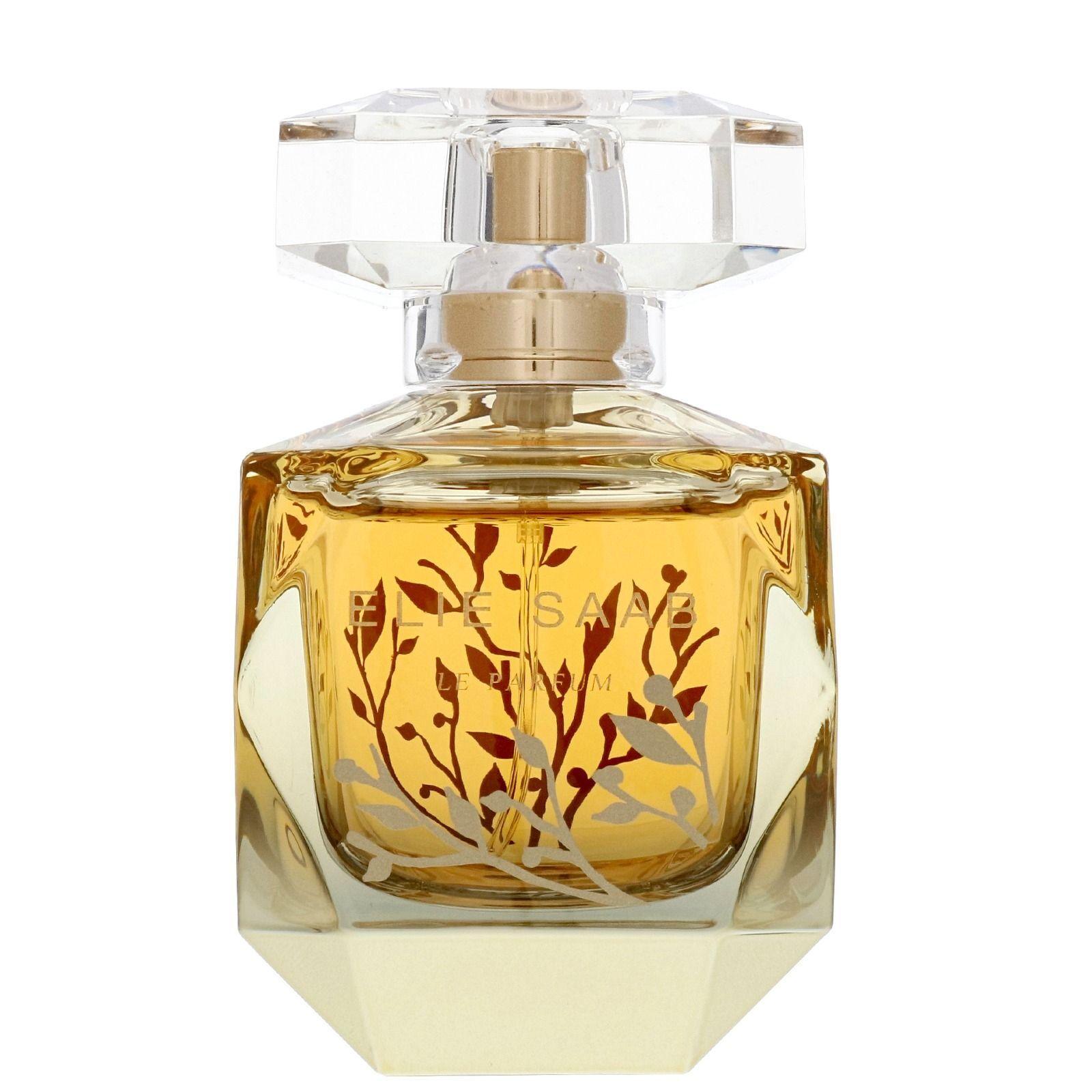 Elie Saab Le Parfum Feuilles D'or 50ml Eau de Parfum Spray