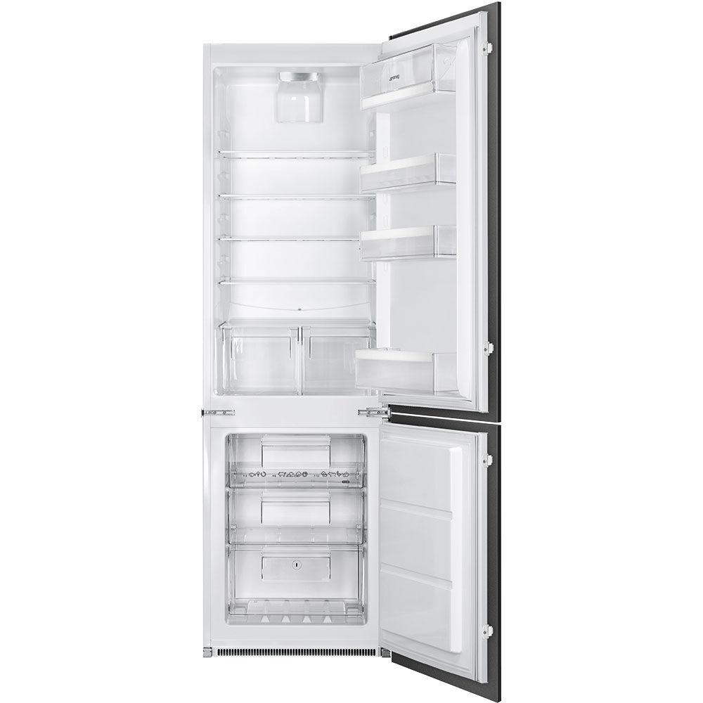 SMEG C3172NP1 frigorifero con congelatore Da incasso 263 L A+ Bianco