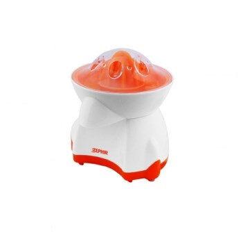 zephir zhc443 spremiagrumi elettrico arancione, bianco 40 w