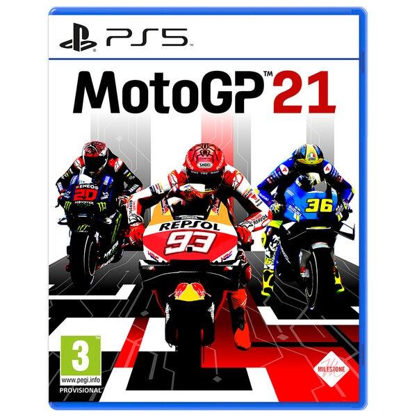 koch media motogp 21 basic inglese playstation 5
