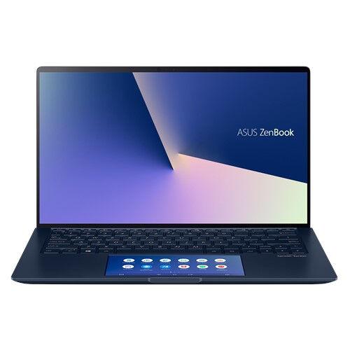 """Asus ZenBook 13 UX334FLC-A4086T Computer portatile Blu 33,8 cm (13.3"""") 1920 x 1080 Pixel Intel® Core™ i7 di decima generazione 8 GB LPDDR3-SDRAM 512 GB SSD NVIDIA® GeForce® MX250 Wi-Fi 6 (802.11ax) Windows 10"""