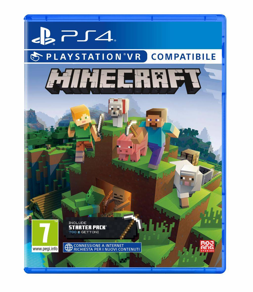 Sony MINECRAFT Starter Collection PS4