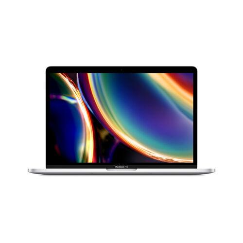 """Apple MacBook Pro 13"""" (Intel Core i5 quad-core di ottava gen. a 1.4GHz, 512GB SSD, 8GB RAM) - Argento (2020)"""