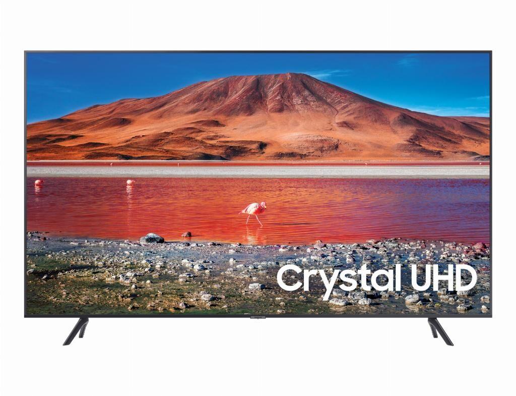 "Samsung Series 7 UE55TU7172U 139,7 cm (55"") 4K Ultra HD Smart TV Wi-Fi Carbonio, Argento"