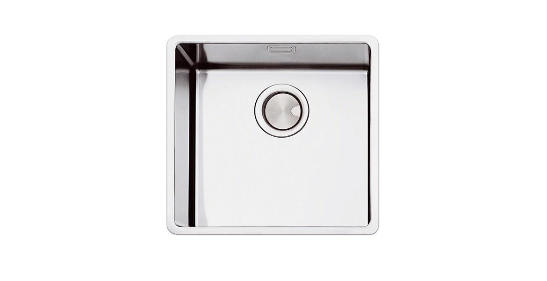 Apell FEM50UBC lavello Lavello sottopiano Rettangolare Acciaio inossidabile