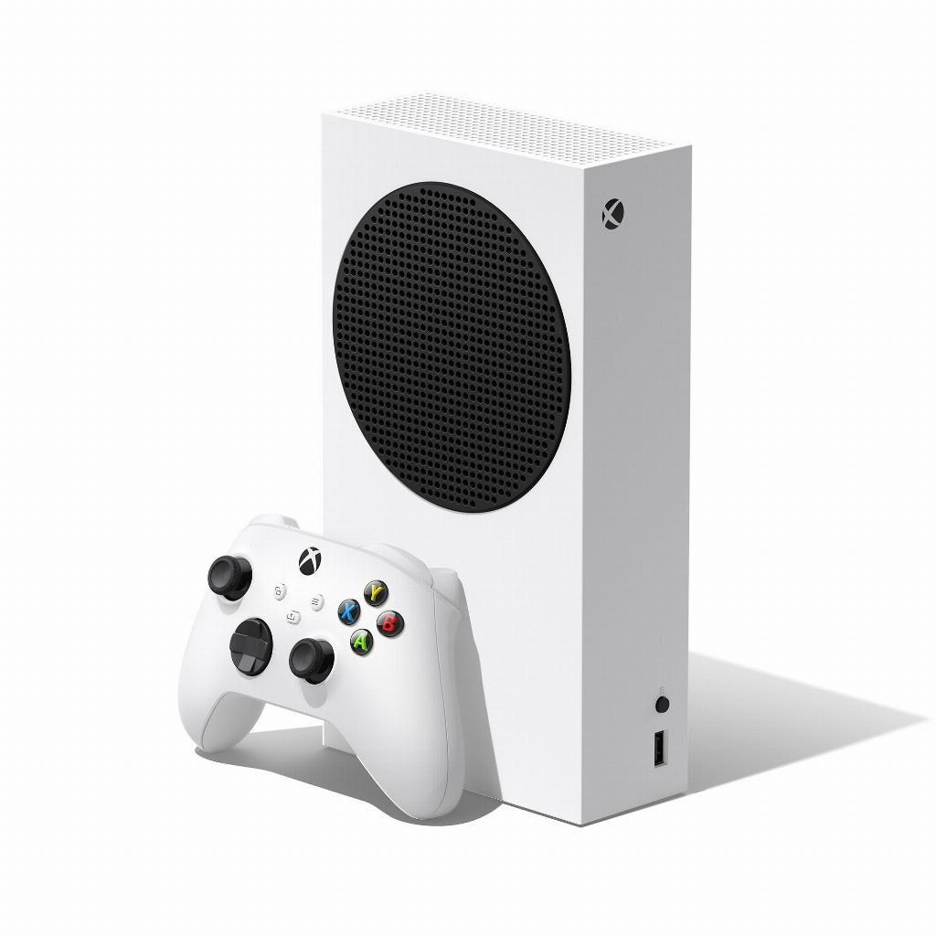 Microsoft Xbox Series S 512 GB Wi-Fi Bianco