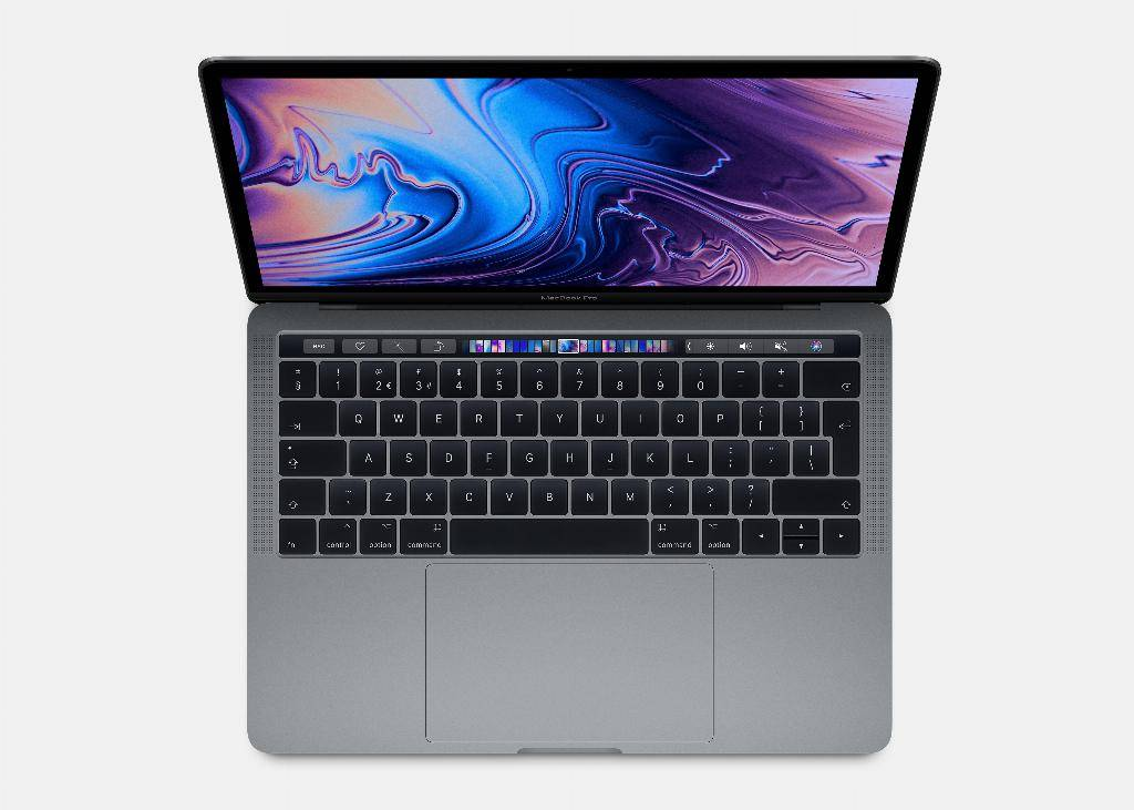 "Apple MacBook Pro Computer portatile Grigio 33,8 cm (13.3"") 2560 x 1600 Pixel Intel® Core™ i5 di ottava generazione 8 GB LPDDR3-SDRAM 512 GB SSD Wi-Fi 5 (802.11ac) macOS Mojave"