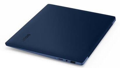 "Lenovo IdeaPad S130 Blu Computer portatile 35,6 cm (14"") 1366 x 768 Pi"