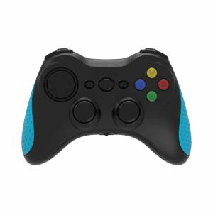 Emtec GEM Pad Wireless Gamepad Android Analogico/Digitale Bluetooth Nero, Blu