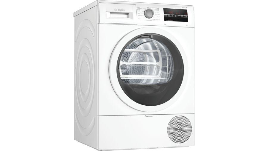 Bosch Serie 6 WTR87T08IT asciugatrice Libera installazione Caricamento frontale Bianco 8 kg A+++