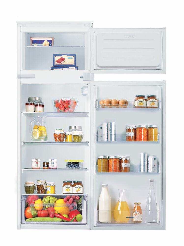 Candy CELDP2450 frigorifero con congelatore Incorporato Bianco 220 L A