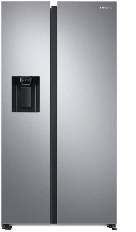 samsung rs68a8842sl frigorifero side-by-side libera installazione 609 l d grigio