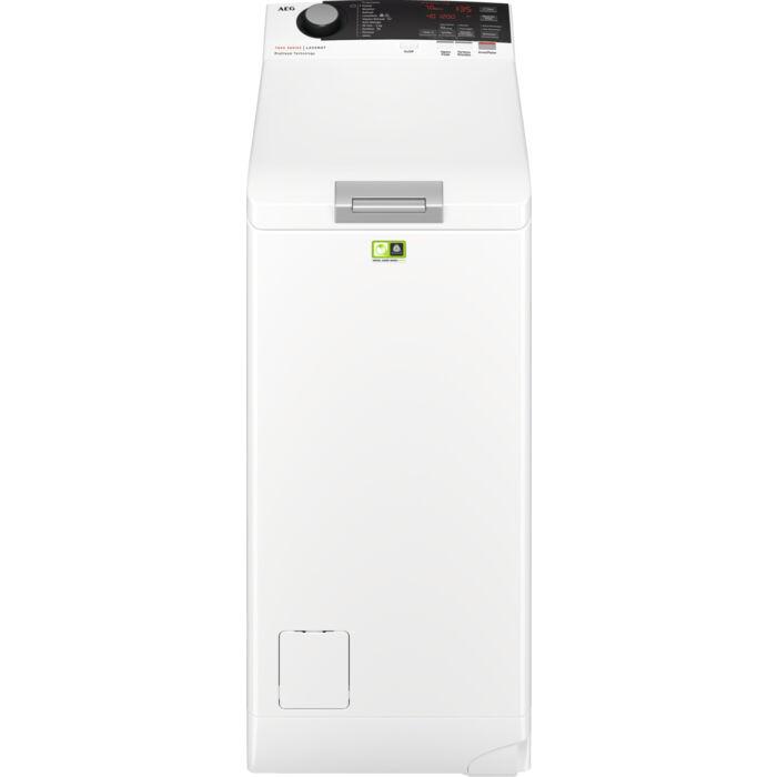 AEG L7TBE722 lavatrice Libera installazione Caricamento dall'alto Bianco 7 kg 1200 Giri/min A+++-10%