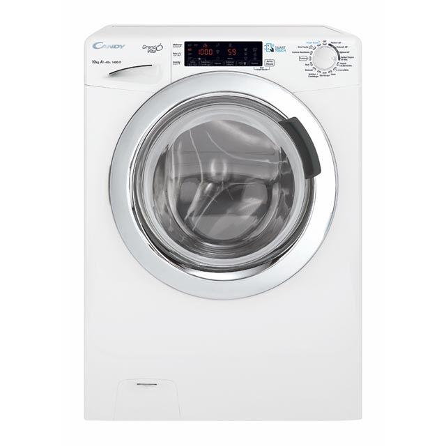 Candy GVF1410TWHC/1-01 lavatrice Libera installazione Caricamento fron