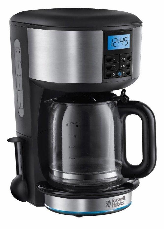 Russell Hobbs BUCKINGHAM Macchina da caffè con filtro 1,25 L Semi-automatica
