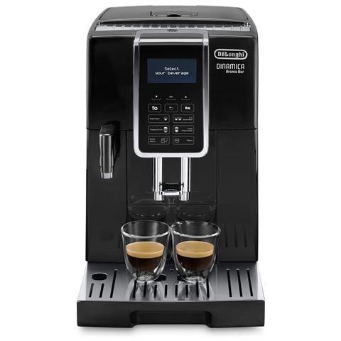 DeLonghi ECAM359.53. B Macchina Caffè Automatica Potenza 1450 Watt Colore Nero