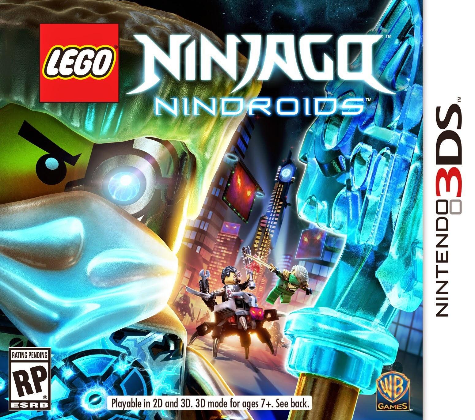 WARNER BROS.ENTERT. Warner Bros LEGO Ninjago: Nindroids, 3DS videogioco Nintendo 3DS Basic Inglese, ITA