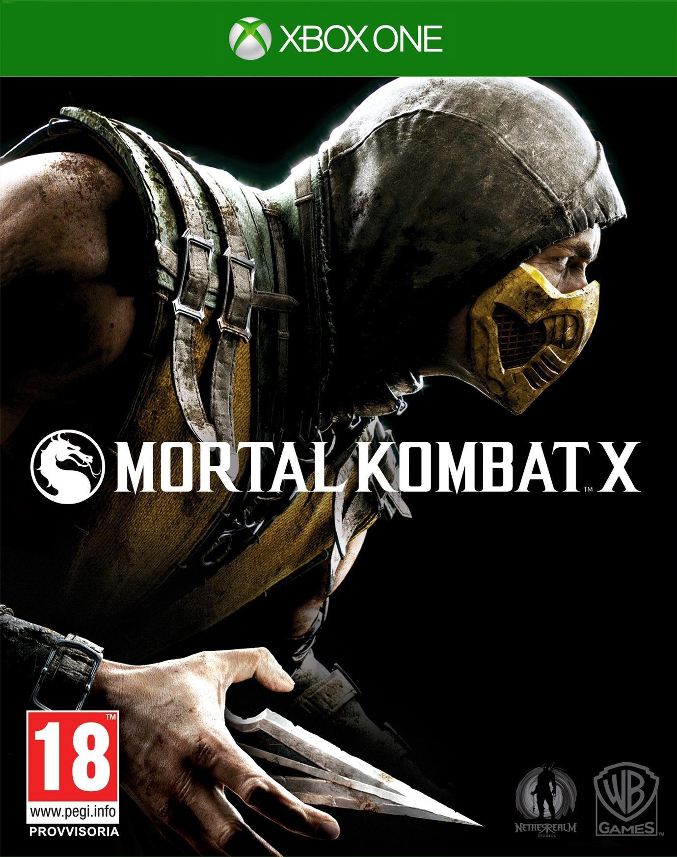 WARNER BROS.ENTERT. Warner Bros Mortal Combat X, Xbox One videogioco Basic Inglese, ITA