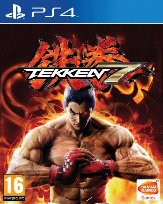 ATARI BANDAI NAMCO Entertainment TEKKEN 7, PS4 Basic Inglese, ITA PlayStation 4