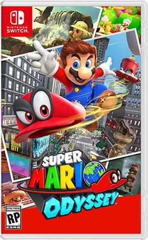 Nintendo Super Mario Odyssey NSW Basic ITA Nintendo Switch