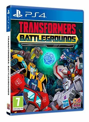 Sony TRANSFORMERS: Battlegrounds PlayStation 4 Gioco PS4 ITA
