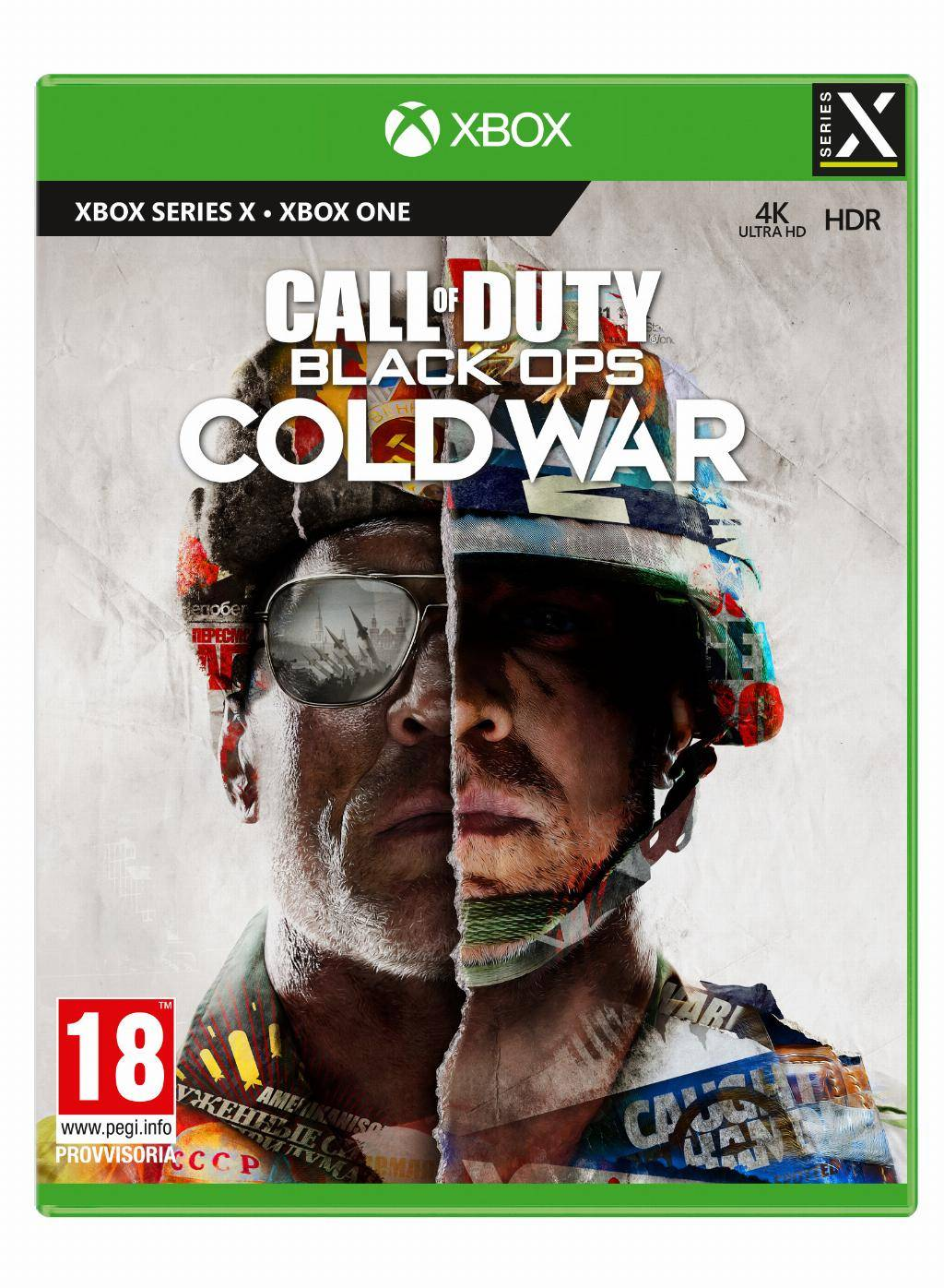 Microsoft Activision Blizzard Call of Duty: Black Ops Cold War - Standard Edition, Xbox Series X Basic Inglese, ITA Xbox One X
