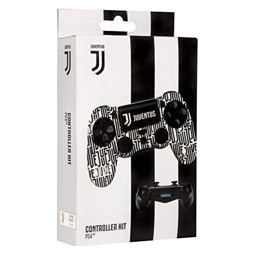 Qubick Controller PS4 Kit Juventus 2019 Nero