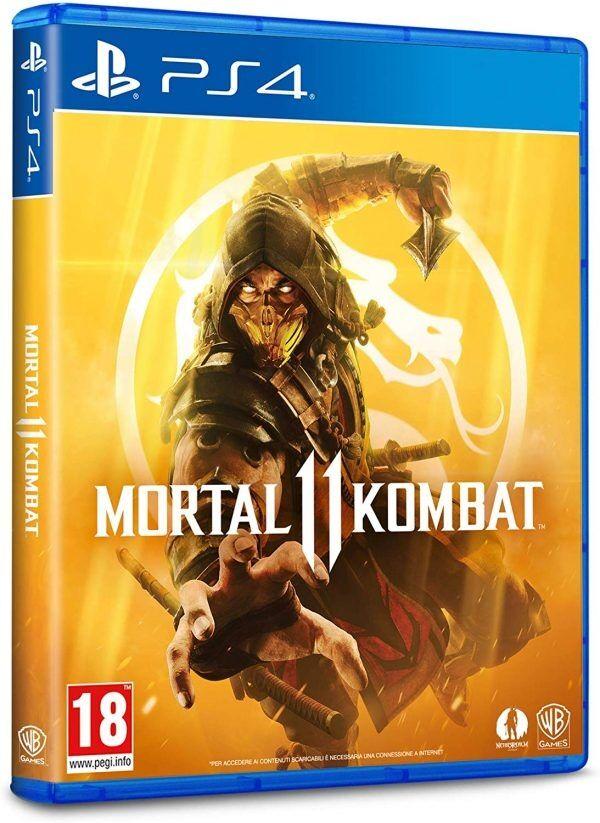 Warner Bros Mortal Kombat 11 PS4 Basic PlayStation 4 Italiano videogioco