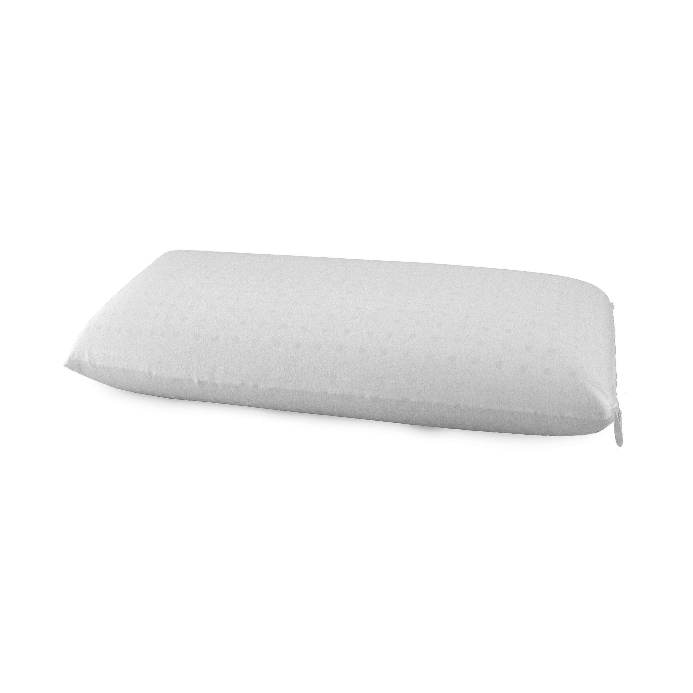 Zucchi Guanciale in memory viscoelastico bianco 50x80 cm