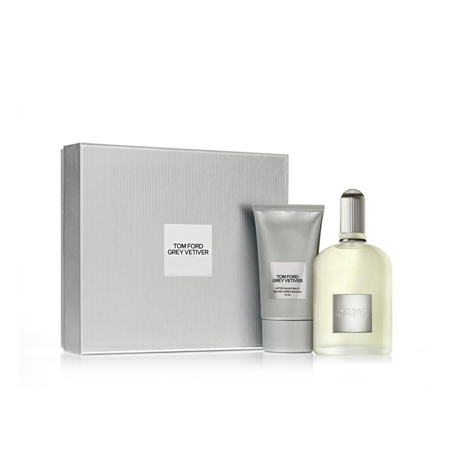 Tom Ford Cofanetto Grey Vetiver Edp 100ml + After Shave 75ml