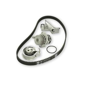 AIRTEX Pompa Acqua + Kit Cinghia Distribuzione VW,AUDI,FORD WPK-199801 Pompa Acqua + Kit Cinghie Dentate,Pompa