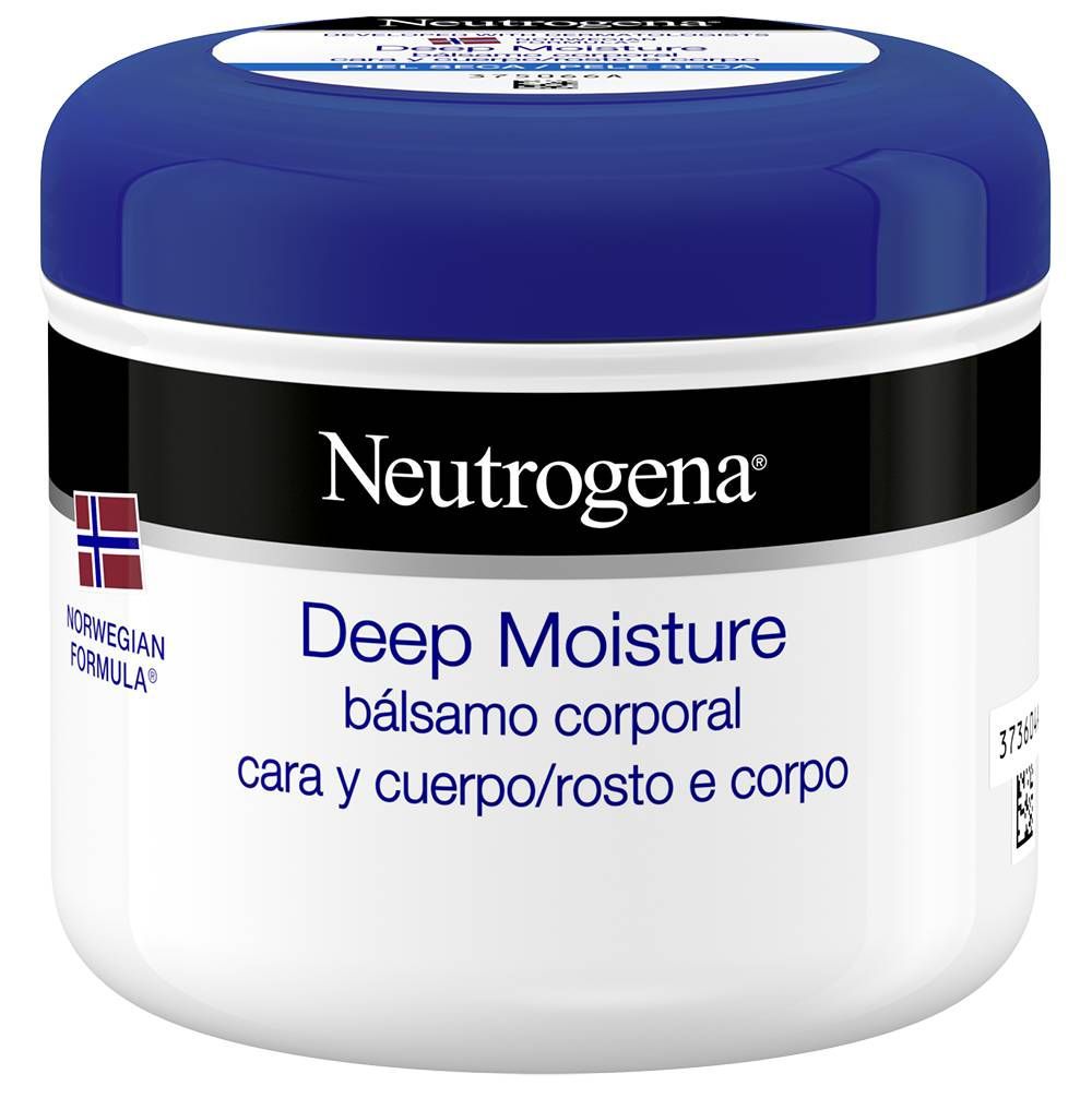 Johnson & Johnson Neutrogena® Crema Comfort Idratazione Intensa Viso E Corpo 300ml