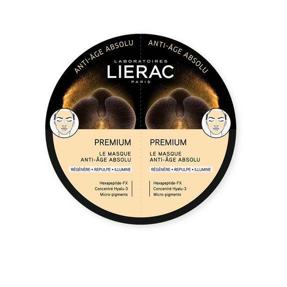 Lierac Premium Maschera Antietà 2x6ml