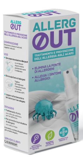 proxima salute srl trattamento anti acaro allerg out 75ml