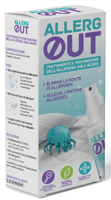 proxima salute srl allerg out 150ml