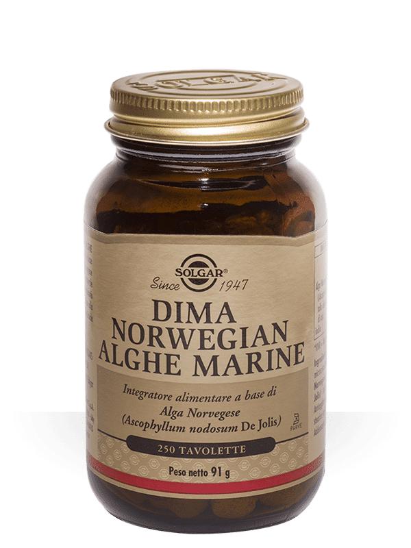 Solgar It. Multinutrient Spa Dima Norwegian Alghe Marine Solgar 250 Tavolette