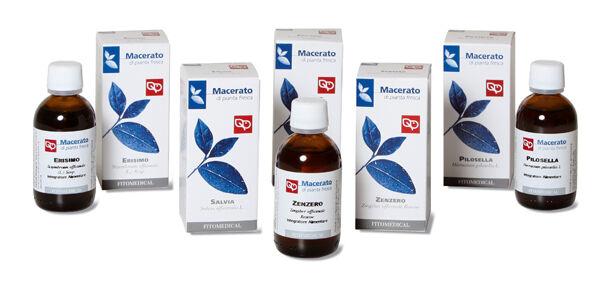 fitomedical snc di moretti g. fitomedical melissa bio tm macerato di pianta fresca 50ml