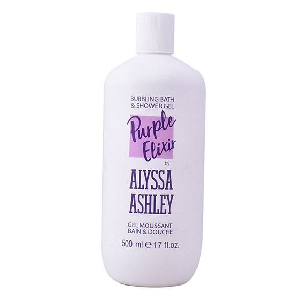 Alyssa Ashley Purple Elixir Bath & Shower Gel