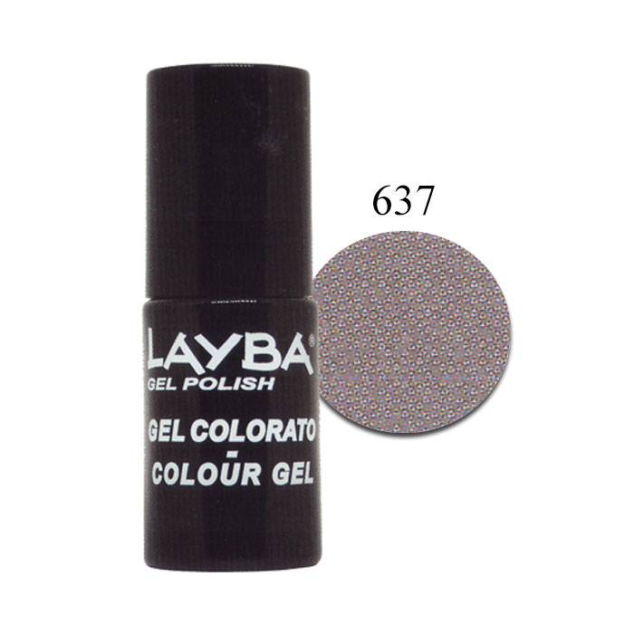Layla Layba Smalto Gel Polish Moonwalk 637