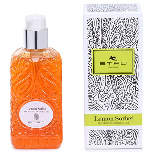 Etro Lemon Sorbet Shower Gel 250 Ml